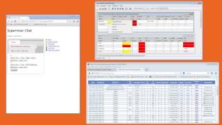 ShoreTel ECC 9 Multiple Interaction Video