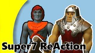 MOTU ReAction Faker & Ramman by Super7