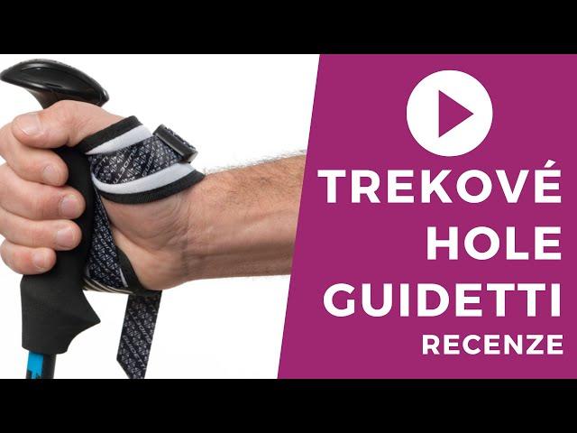 Trekingové hole Guidetti Altitude - recenze