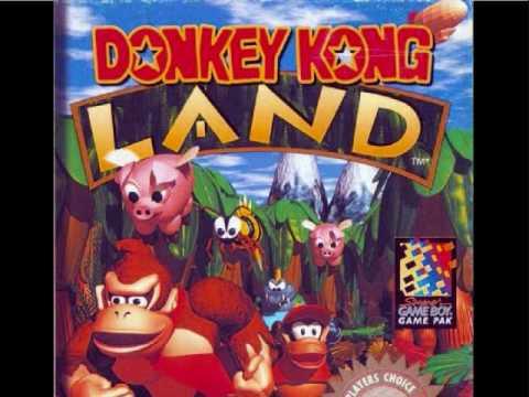 Donkey Kong Land - Boss (Cover)