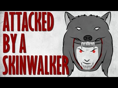ATTACKED BY A SKINWALKER - Supernatural Unsolved Mysteries // Something Scary | Snarled