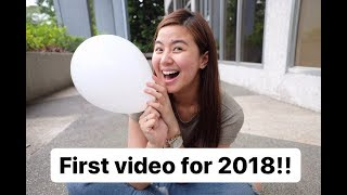FIRST VIDEO FOR 2018 | MILES OCAMPO
