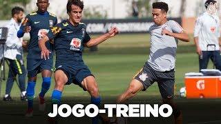 Corinthians x Seleção Brasileira Sub-20 - Jogo-treino