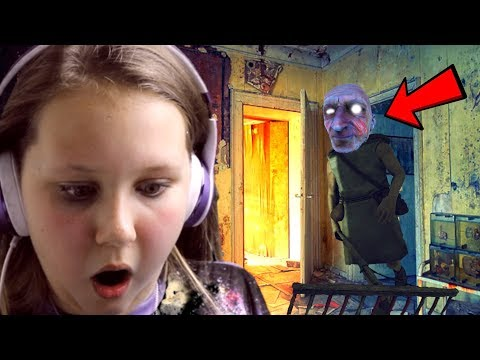 GRANDPA IS CREEPY!! *IMPOSSIBLE TO BEAT?*