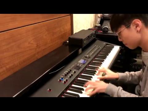 Nothing but the blood of Jesus (나의 죄를 씻기는) - Jazz Piano