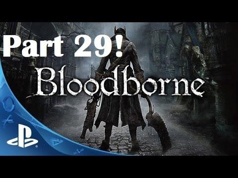 Let's Play Bloodborne Blind Episode 29 - Darkbeast Paarl!