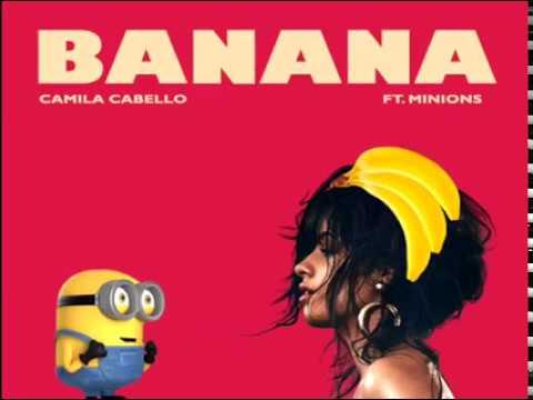 "Havana Remix ""Banana"" (feat The Minions) Official Song"