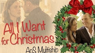 All I Want for Christmas || Agents of SHIELD Multi-Ship