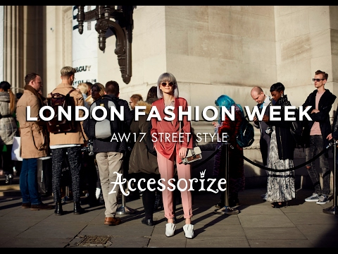 London Fashion Week AW17 Street Style | with Chloe Miles | Accessorize