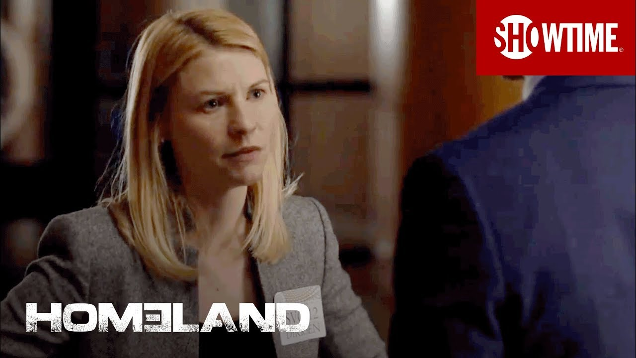 Download 'You Eat Anything Today?' Ep. 6 Official Clip   Homeland   Season 7