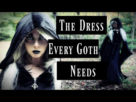 Gothic Unboxing Video: THIS DRESS IS TO DIE FOR ♥ PunkRave Review ♥ Where To Buy Goth Clothes Online