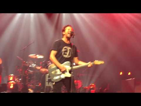 Better Man Pearl Jam Ottawa Canada 2016