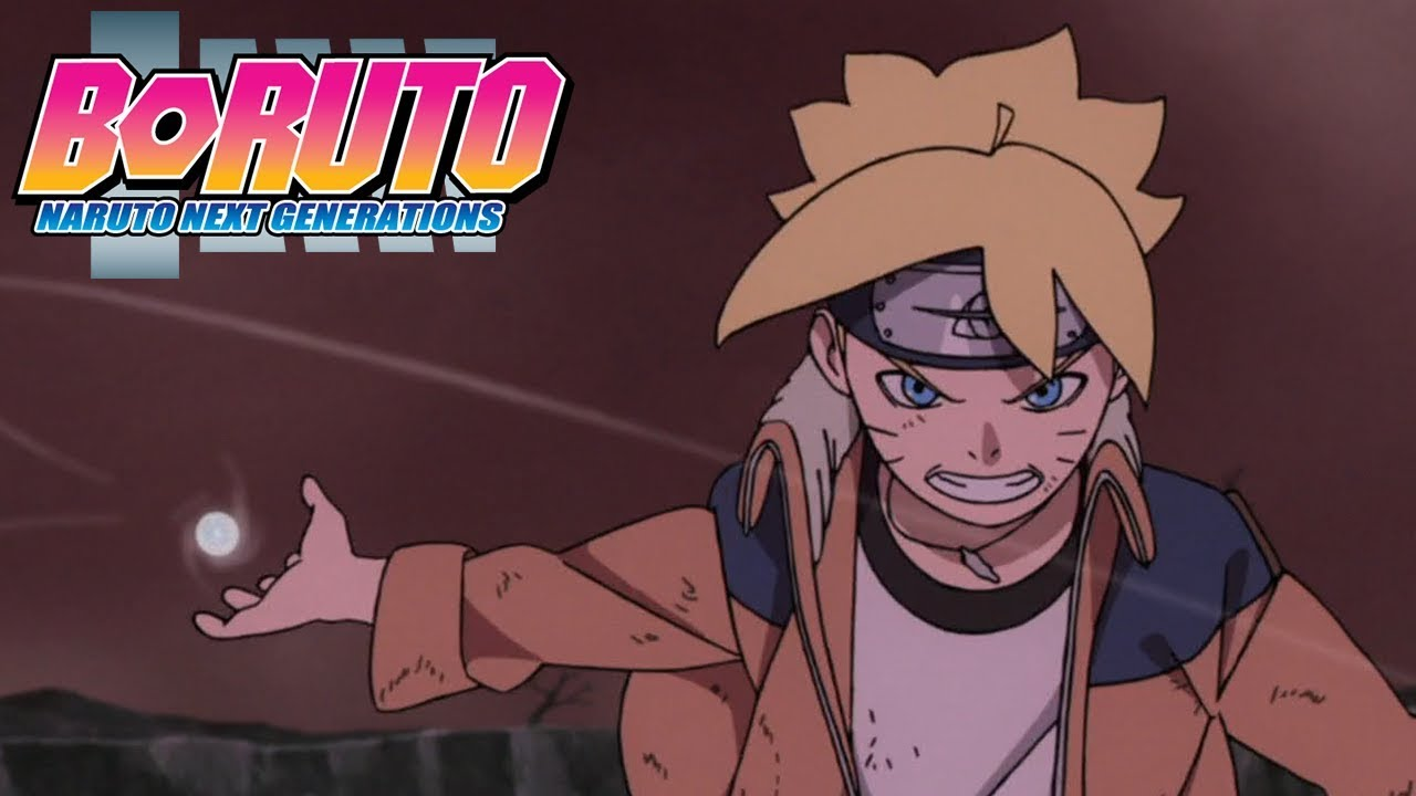 Vanishing Rasengan | Boruto: Naruto Next Generations