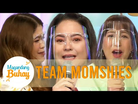 The Momshies are emotional after being back on-air | Magandang Buhay