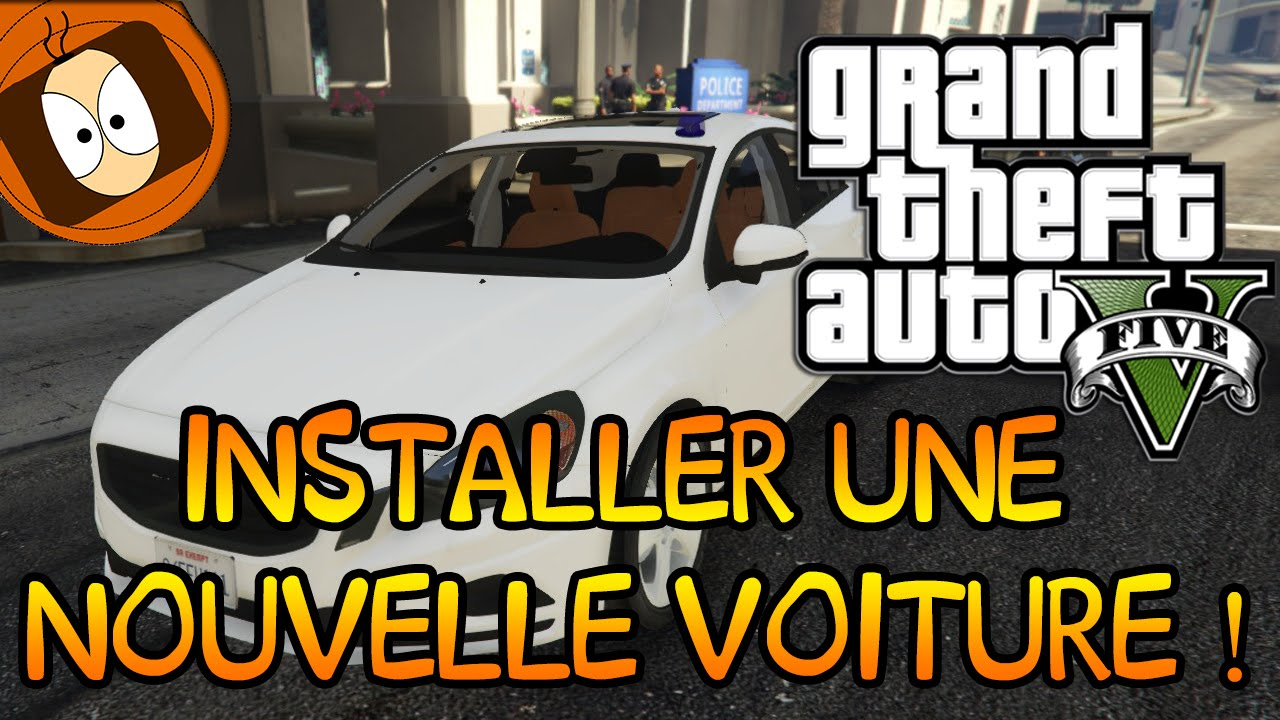 gta 5 tuto installer une nouvelle voiture de police lspdfr youtube. Black Bedroom Furniture Sets. Home Design Ideas