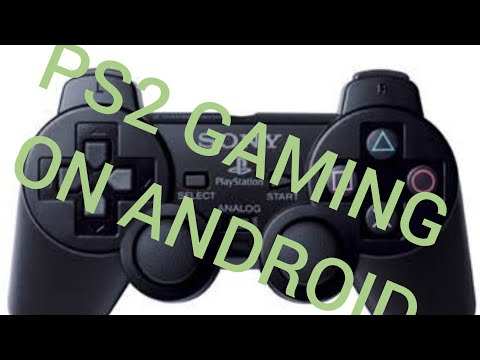 HOW TO CONNECT YOUR PS2 CONTROLLER TO YOUR ANDROID DEVICE