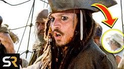 Embarrassing Mistakes Hidden In Popular Movies