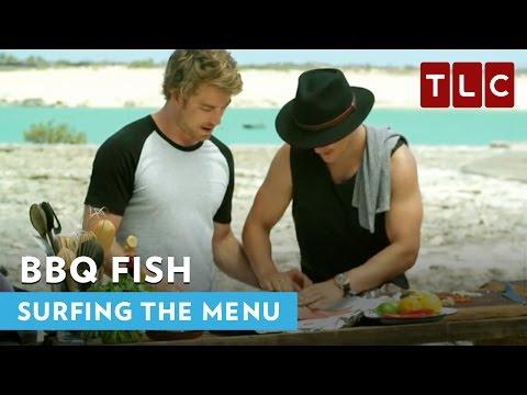 BBQ Fish, Ginger, Coriander & Chilli   Surfing The Menu S1E10