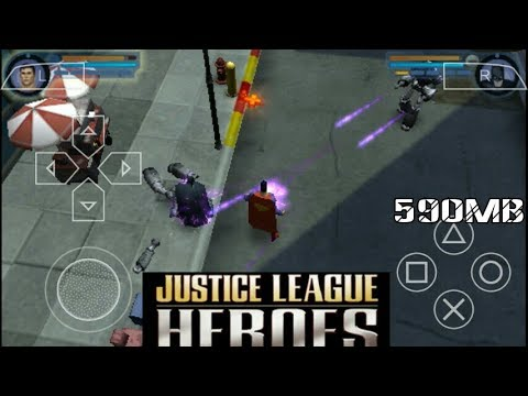 Justice_League_Heroes Game Download Android Psp    Highly Compressed Cso    (Hindi)