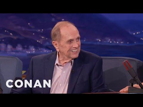 Bob Newhart On The Comedian Who Stole His Material  - CONAN on TBS