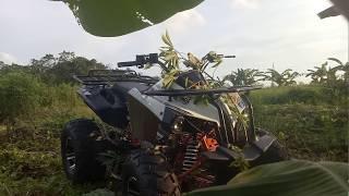ATV VIAR REZORT 250 SUT TERBUKTI TANGGUH