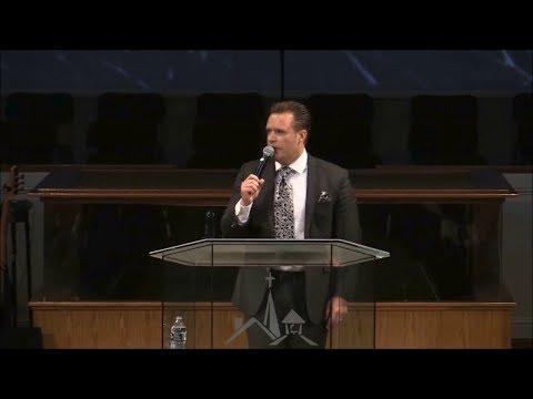 Josh Herring's Powerful Pentecostal Preaching
