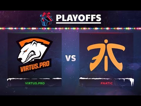 Virtus.pro vs Fnatic Game 1 - DOTA Summit 8: Playoffs Grand Finals - @GranDGranT @PPD @Fogged @Zai