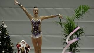 Kolosov Margarita 2004 DEU ribbon Junior FIG All round third place