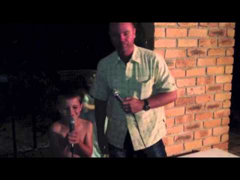 Rockabilly Rebel - Karaoke fun with Billy Ray and Ethan