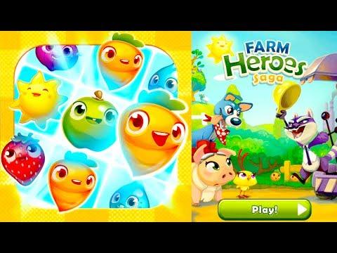 farm heroes saga ipad 1