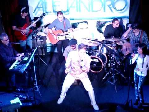 Showcase Alejandro Song 2 - Trago Amargo
