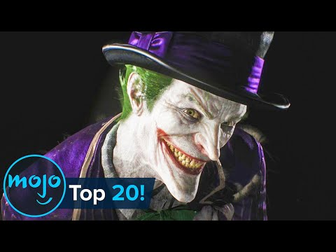 Top 20 Disturbing Game Over Screens