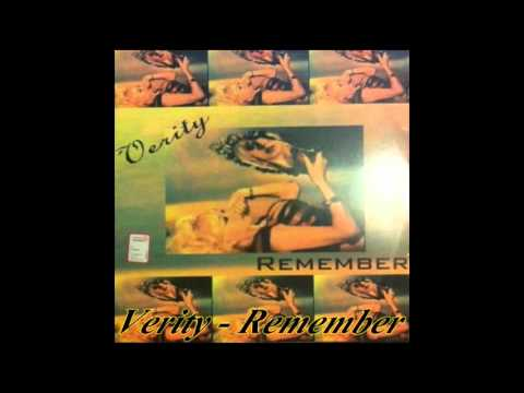 Verity - Remember (Rave Zone Mix)