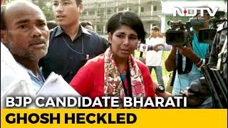 Chased, Bengal BJP Candidate Took Refuge In Temple, Then Police Station