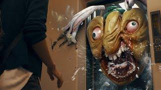 エレベーターに怪物しか乗ってなくて降りれない【RATE先生】