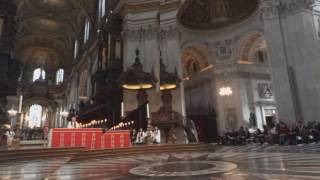 Thanksgiving Saint Paul's Cathedral London 24 11 16