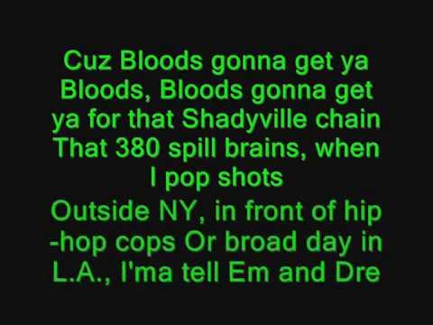 The Game 300 bars With Lyrics