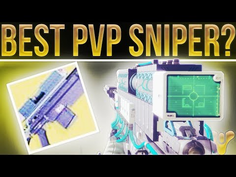 Destiny 2. D.A.R.C.I. Exotic Review. Best Crucible PvP Sniper In The Game? DARCI Exotic Sniper!