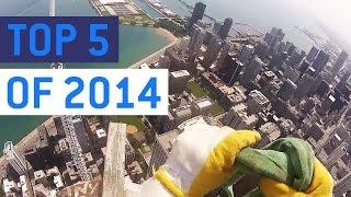 Top 5 Most Insane POV Videos of 2014 || JukinVideo Top Five