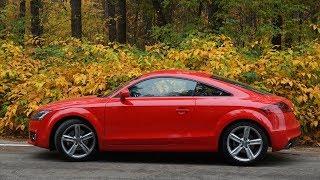 Audi TT 2012 - Секонд Тест