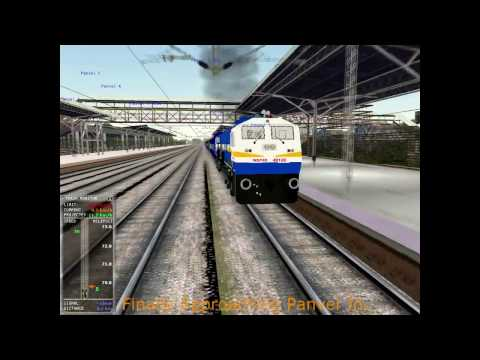 (500 Sub Special) Msts Mangala Express Kalyan to Panvel Jn Journey. (Compilation and Skips)..