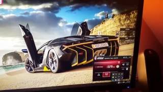 Forza Horizon 3 PC Gameplay 4k