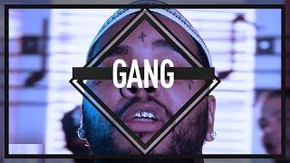 Kevin Gates type beat 2017 - Gang (Hard Trap Beat Instrumental)