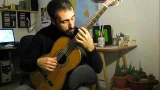 Alberto Pala - Fenesta Ca Lucive - Historical guitar