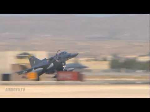 IAI Kfir - Fuerza Aérea Colombiana