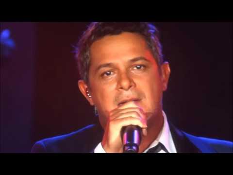 Alejandro Sanz Canta 'Lady  Laura' En El Homenaje A Roberto Carlos En Las Vegas JADCH1066