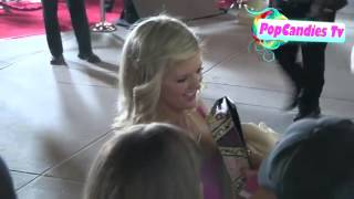 Arden Myrin greets fans at Dead Man Down Premiere in Hollywood Thumbnail
