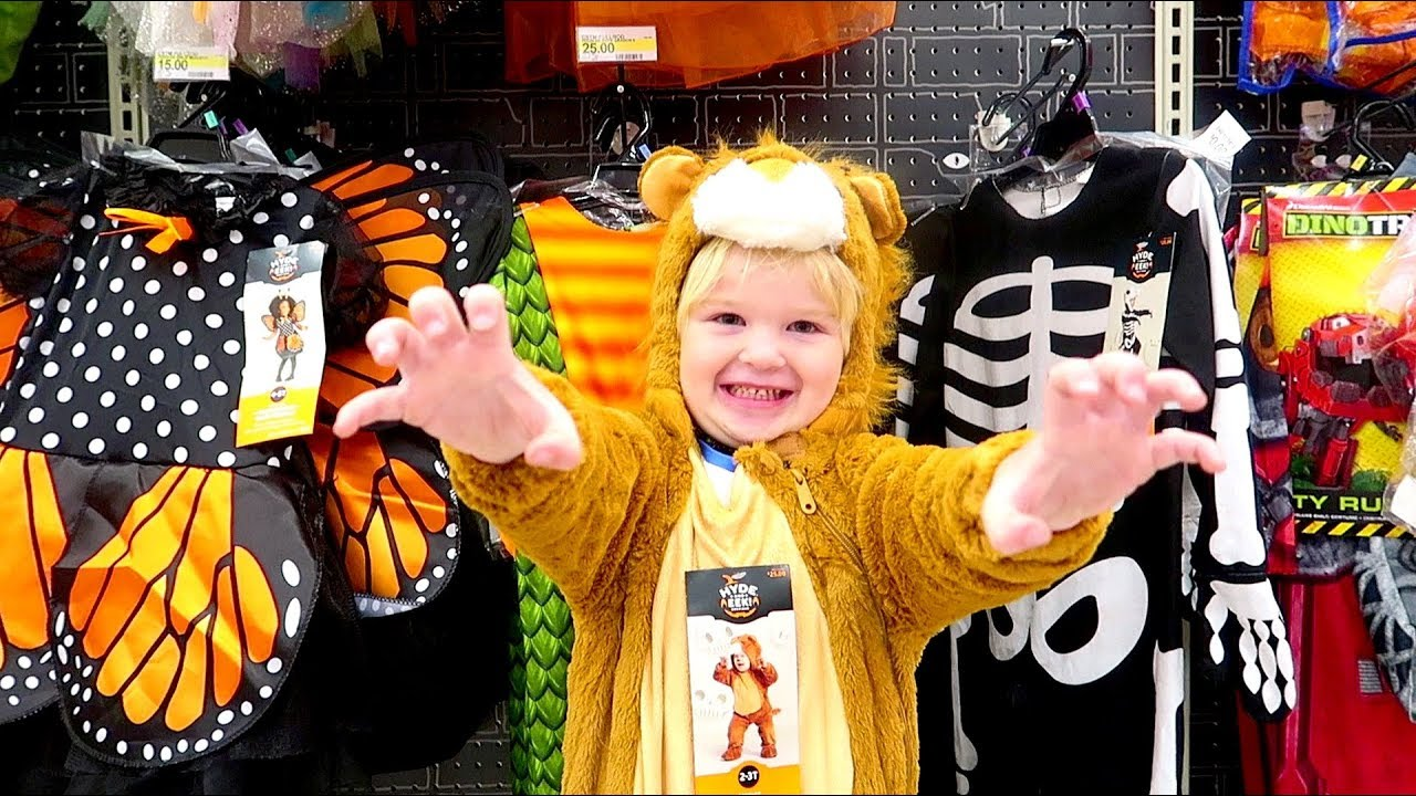 75a98428590 Adorable Little Kid Shops Halloween Costumes 2017 🎃