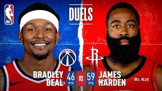 UNREAL Performance From Beal and Harden!