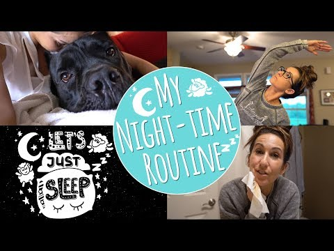 My Night-Time Routine - RECOVER Your Body & Mind